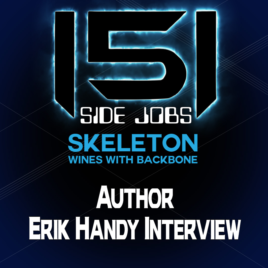 Erik Handy Interview