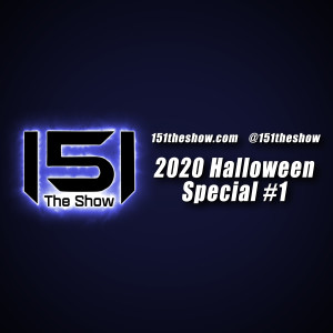 Halloween Special #1 - Ghosts, Bigfoot and the Alne Brothers