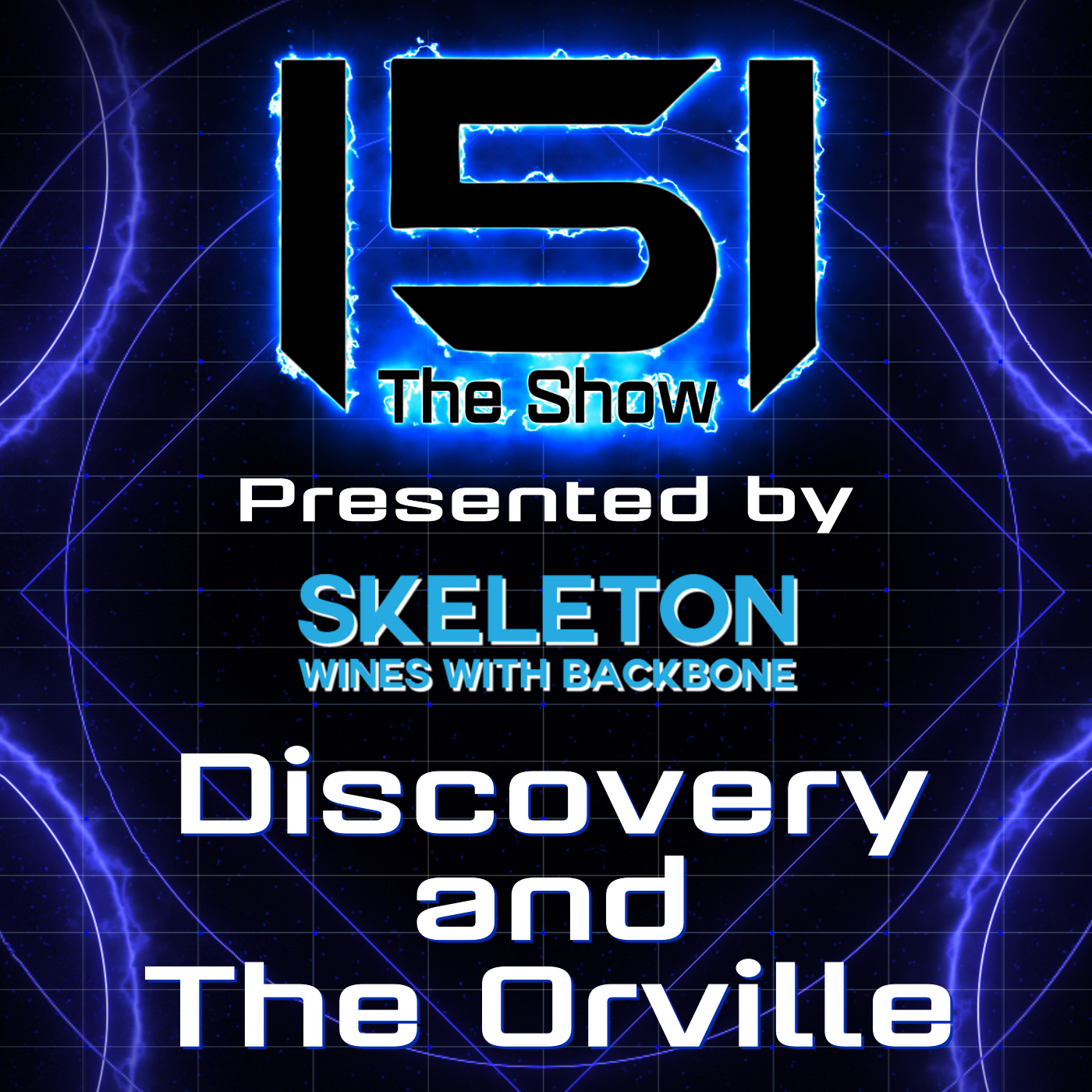 Discovery and The Orville