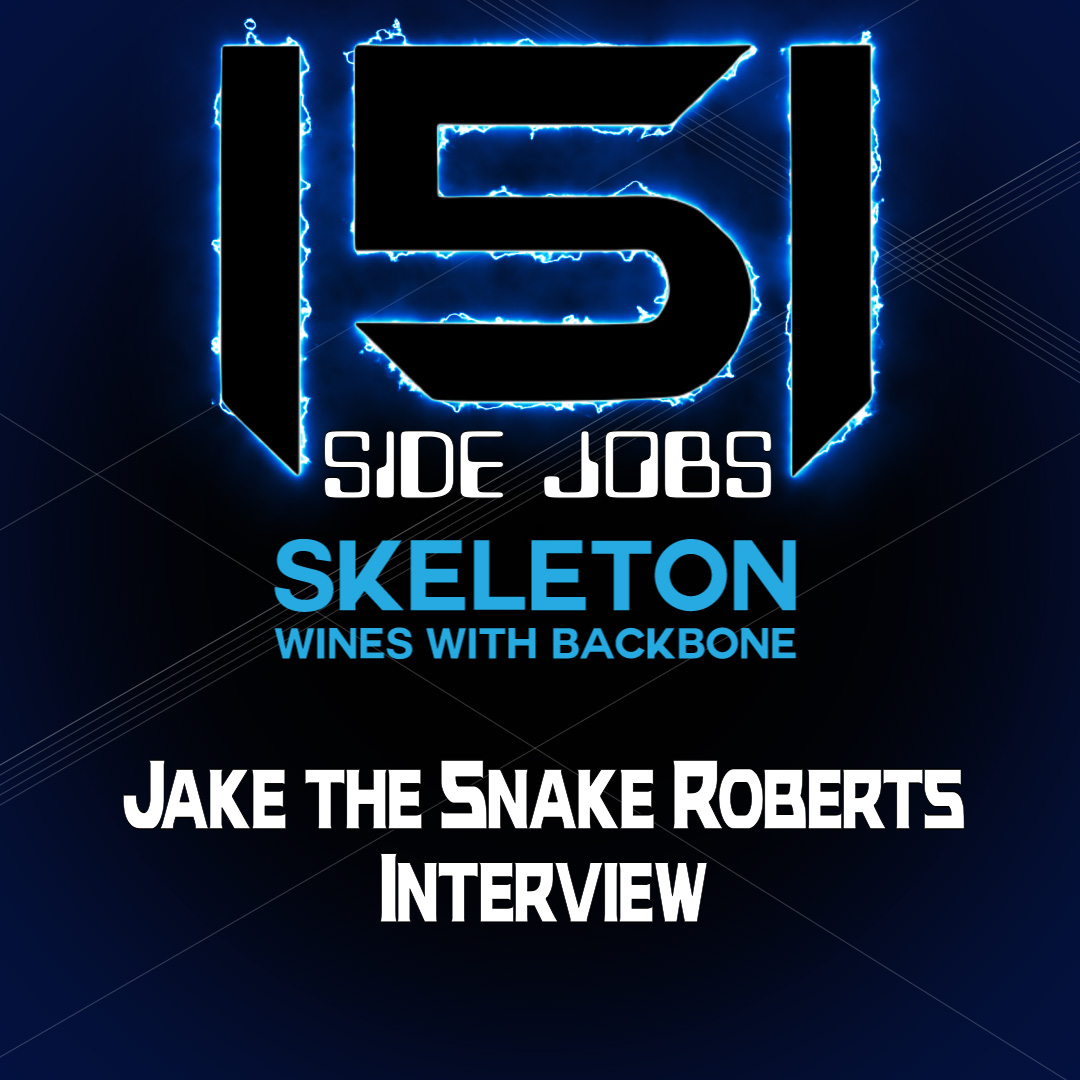 "Jake ""the Snake"" Roberts Interview"