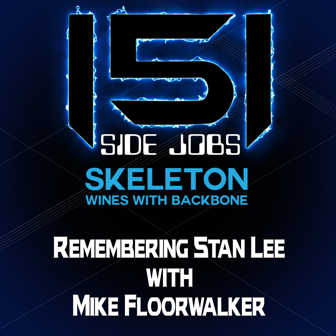 Remembering Stan Lee w/ Mike Floorwalker