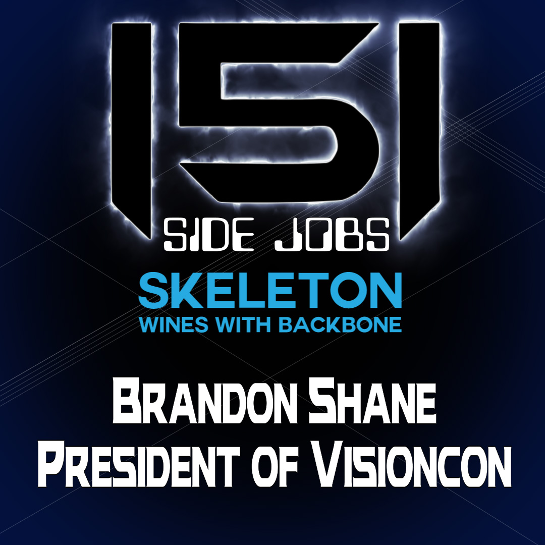 VisionCon President Brandon Shane Interview