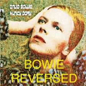 Bowie Reversed ! Reverse Speech and Aleister Crowley in the songs of David Bowie with Garrick King