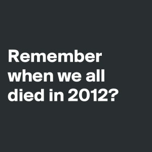 We All Died In 2012???Alternate Time Lines and the Mandela Effect with SMQ AI