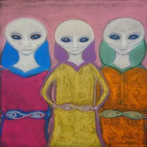 11:11 Phenomena , Past life Regression , Alien Invasion? With E.T Contactee Nikki Colombo