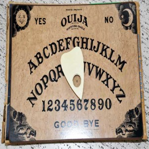 OUIJA and Talking Boards with Robert Murch
