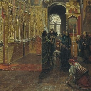 The Liturgical Music of the Christian East with Prof. Christopher Hodkinson