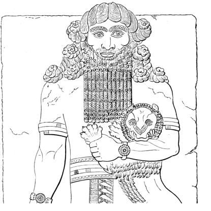 Gods, Monsters, and Heroes: The Epic of Gilgamesh with Prof. Kyle Washut