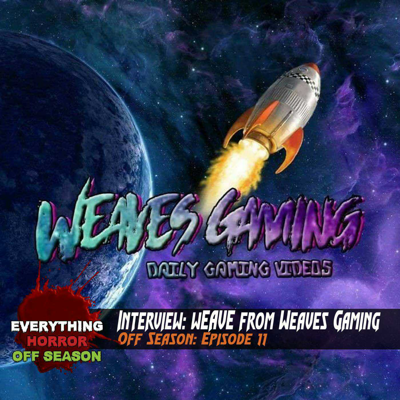 Off Season: Episode 11 - Interview Weave from Weaves Gaming