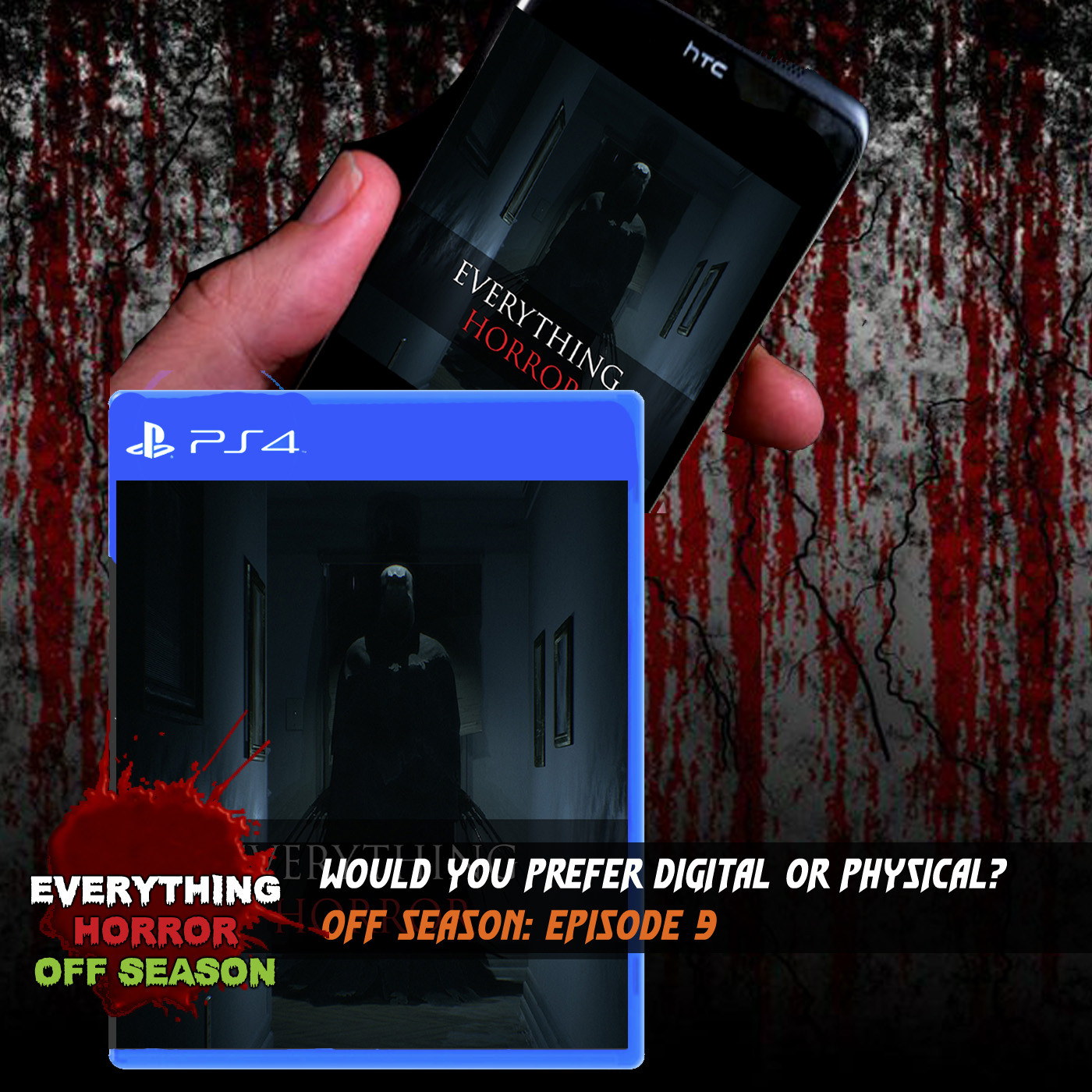 Off Season: Episode 9 - Would You Prefer Digital or Physical?