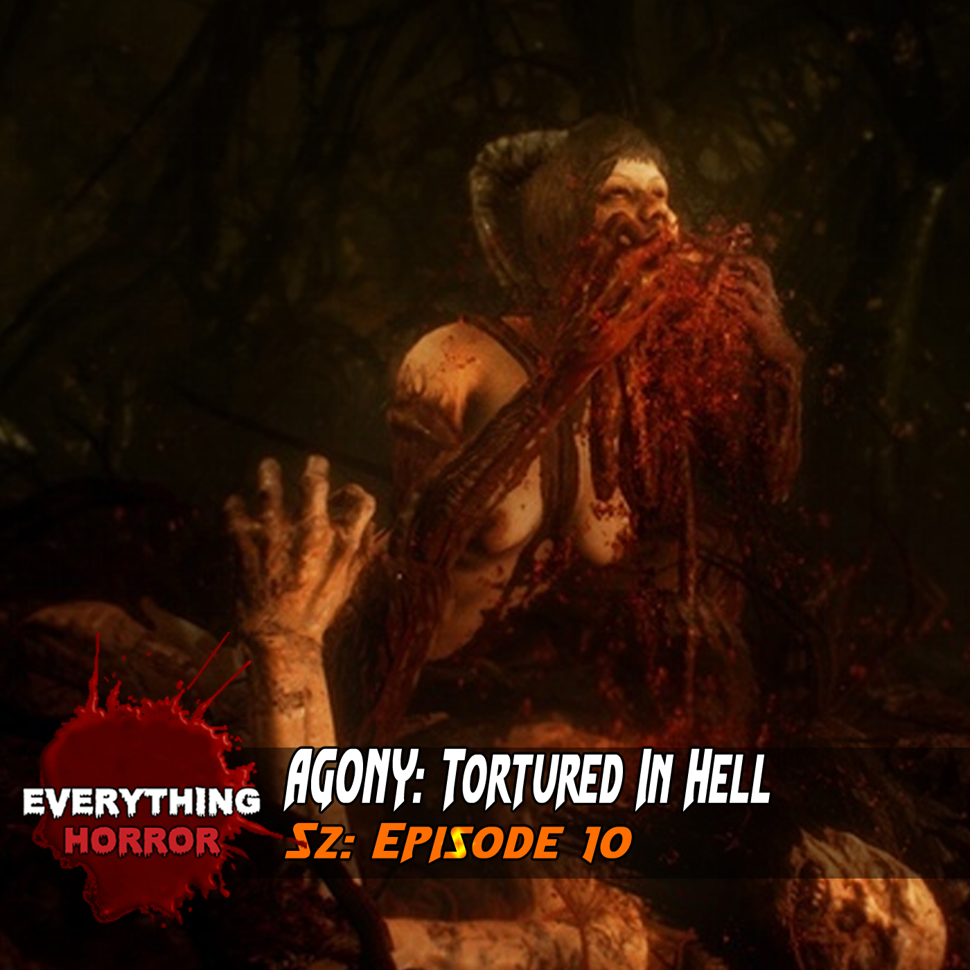 S2: Ep 10. AGONY: Tortured In Hell