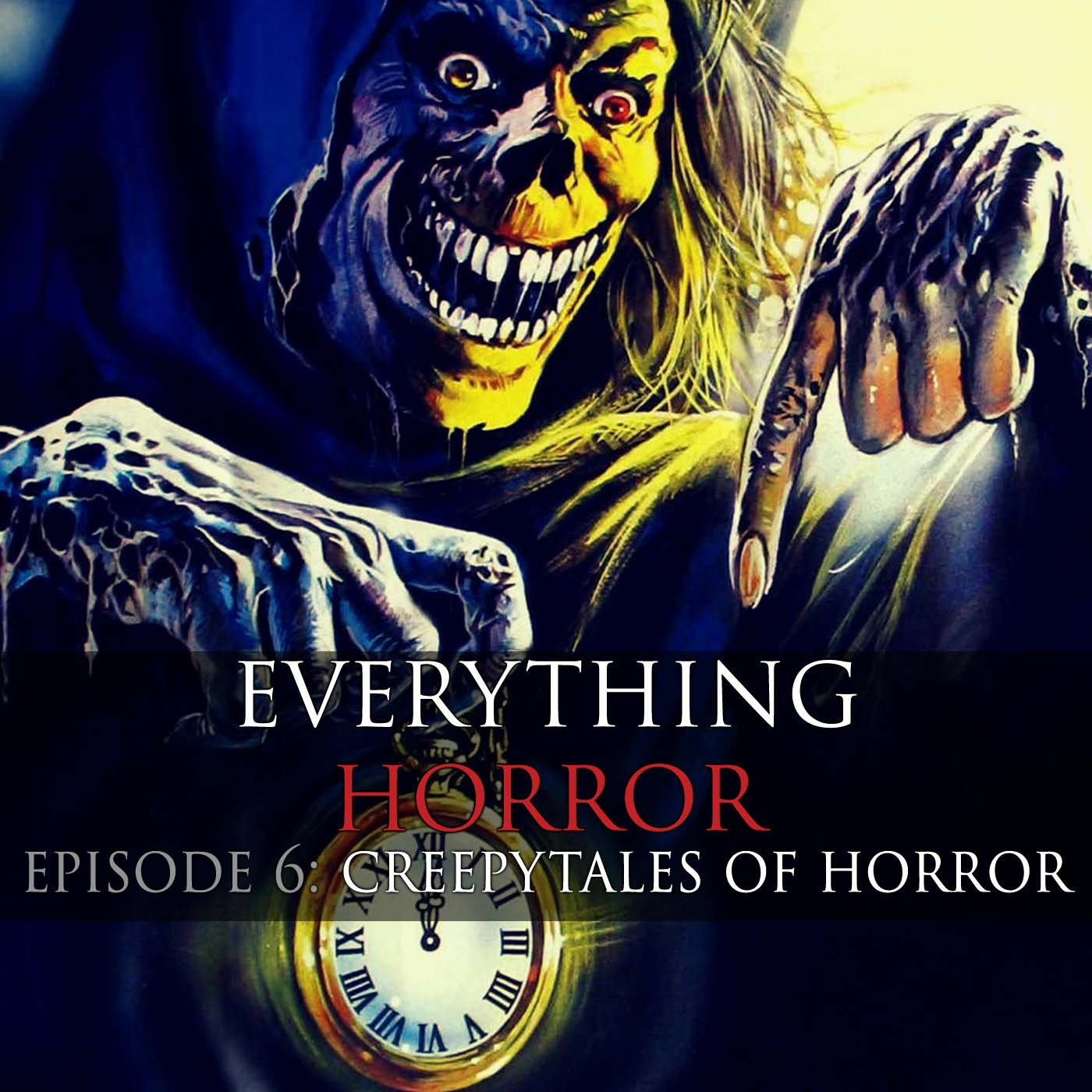 S1: Episode 6: Creepytales of Horror