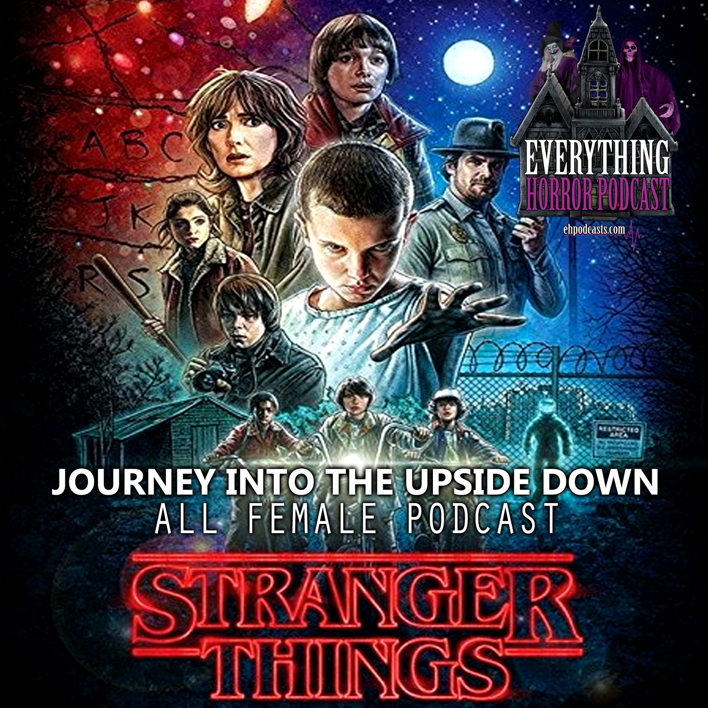Stranger Things: Journey Into the Upside Down