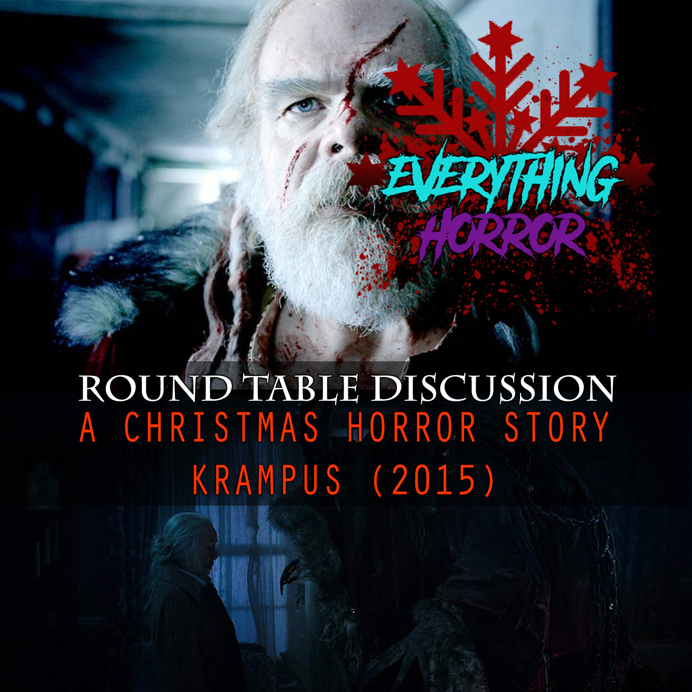 Special Christmas Round Table: A Christmas Horror Story | Krampus (2015)