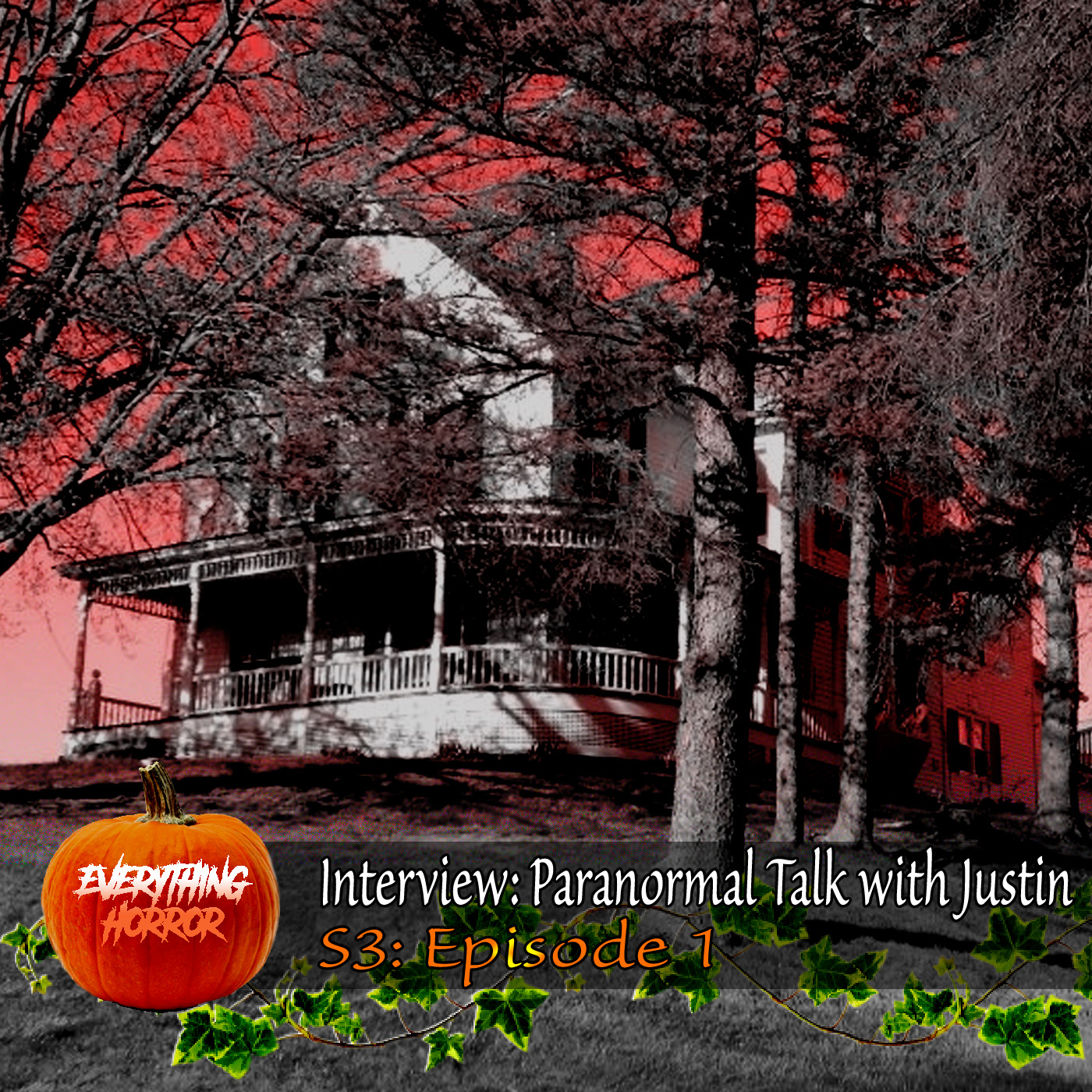 S3: Ep 1. Paranormal Talk with Justin Heath