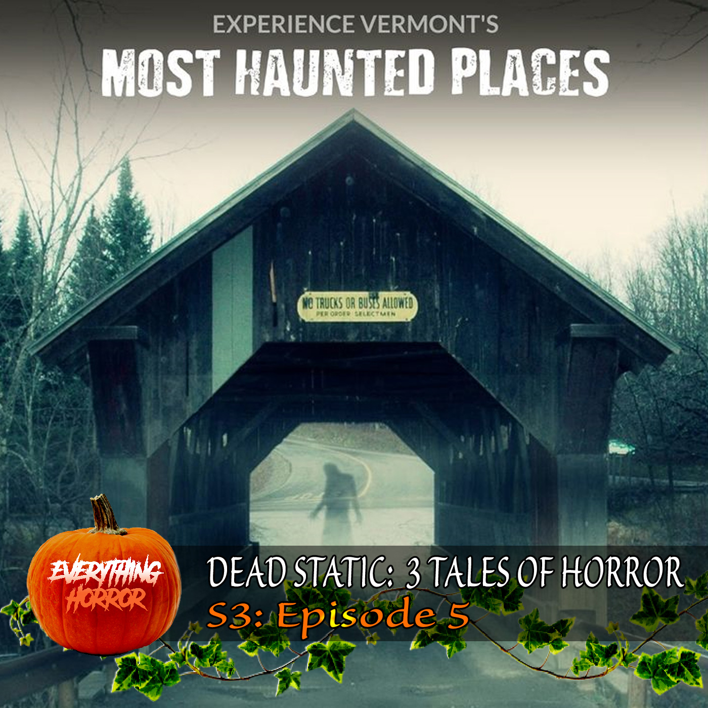 S3: Ep 5. DEAD STATIC: 3 Tales of Horror