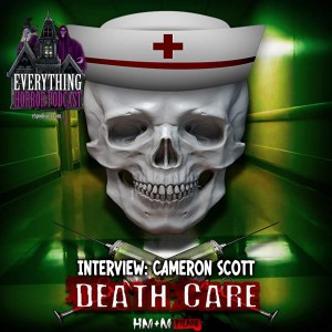 Interview: Cameron Scott (Writer) | Death Care