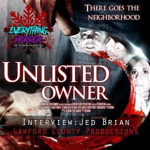 Interview: Jed Brian from the Unlisted Owner film