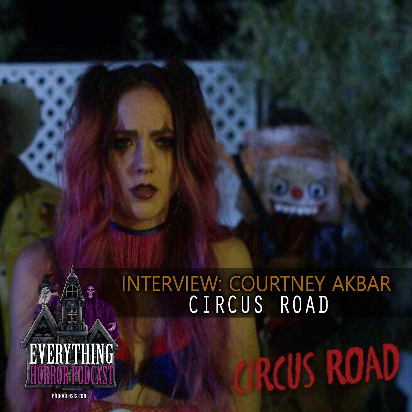 Interview: Courtney Akbar | Circus Road