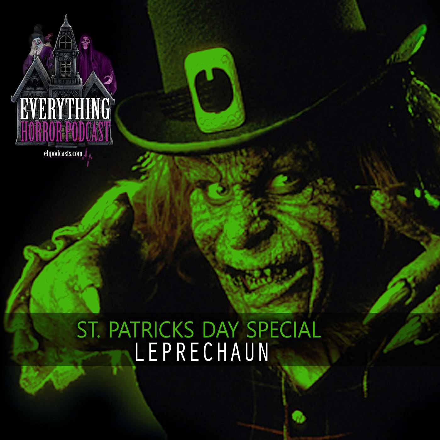 St. Patrick's Day Special: Leprechaun