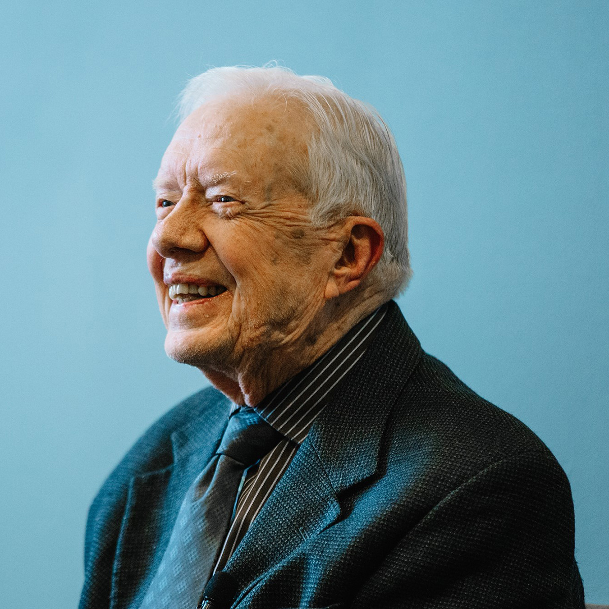 Jimmy Carter Gets Candid About China
