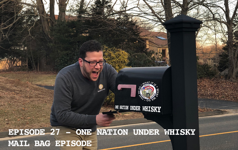 Ep. 27 Mailbag answers and the final episode of season 1