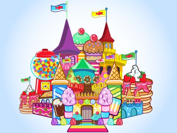 (Sophie's Adventures) - Caught in the Candy Castle