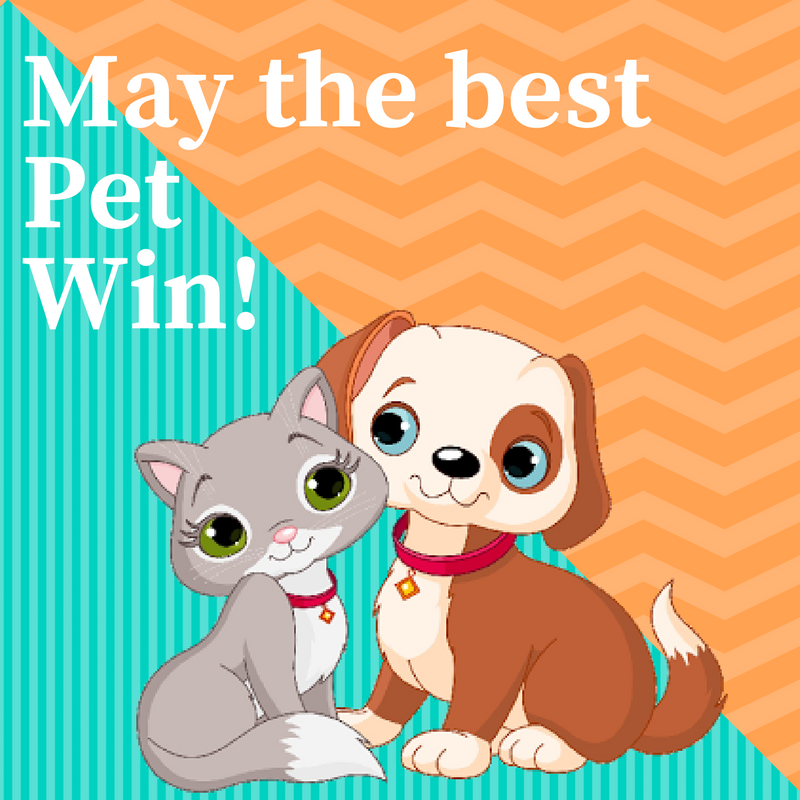 May the best pet win!