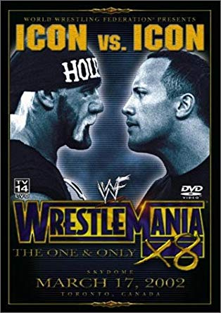 Call It In The Ring- Wrestlemania 18
