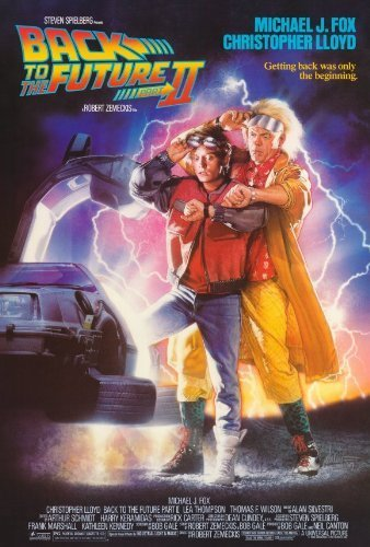 PodPast Presents- Back to the Future Part II (Commentary Episode)