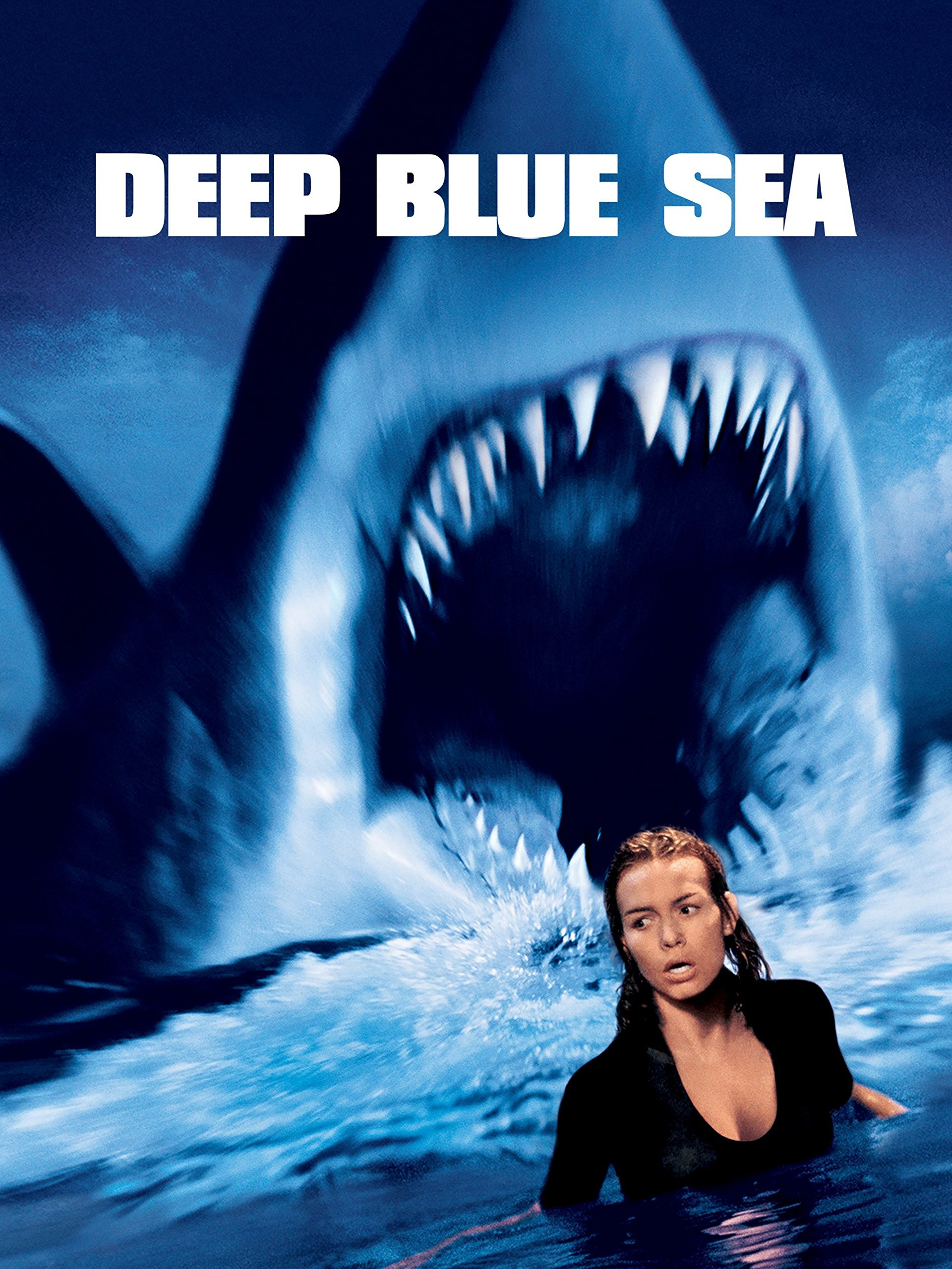 Movie Guys Podcast- Deep Blue Sea