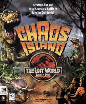 Hey I Like That Game- Chaos Island The Lost World Jurassic Park