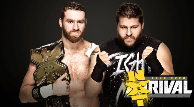 Call It In The Ring- NXT Takeover Rival