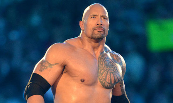 Call It In The Ring- The Rock