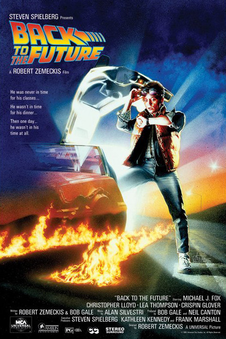 PodPast- Back to the Future Commentary Episode