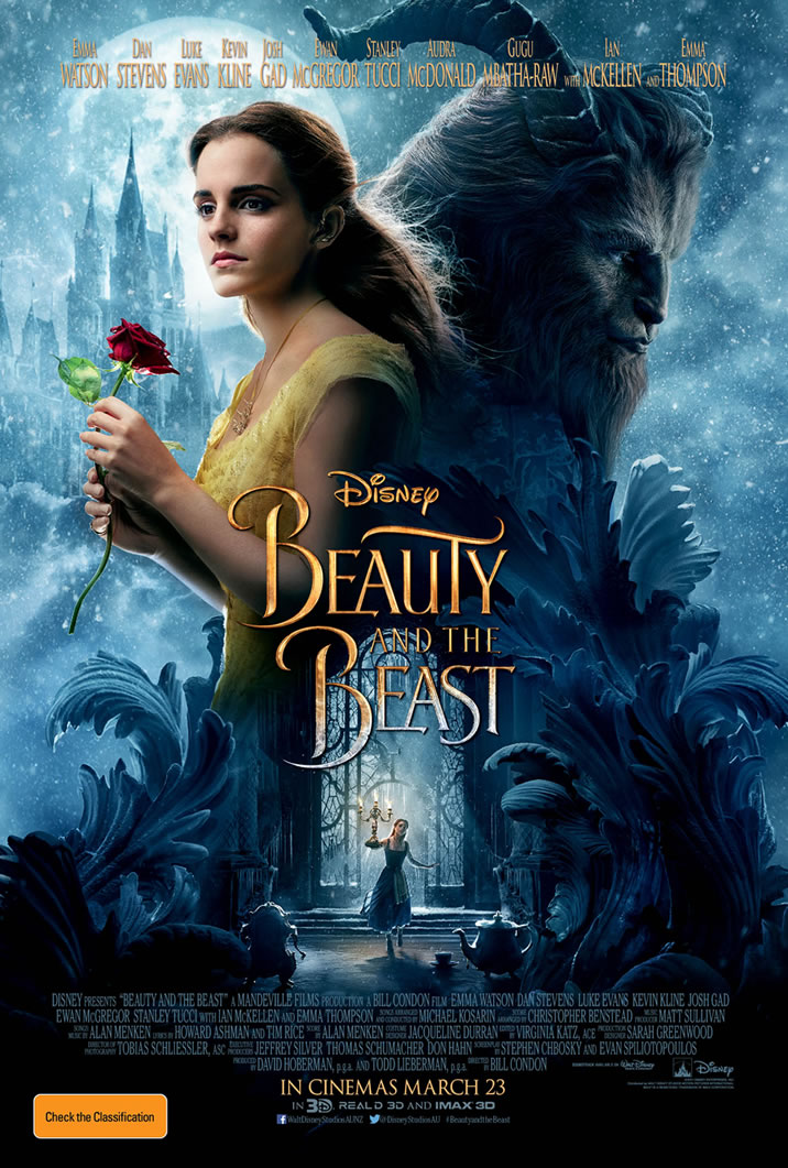 Movie Guys Podcast- Beauty and the Beast
