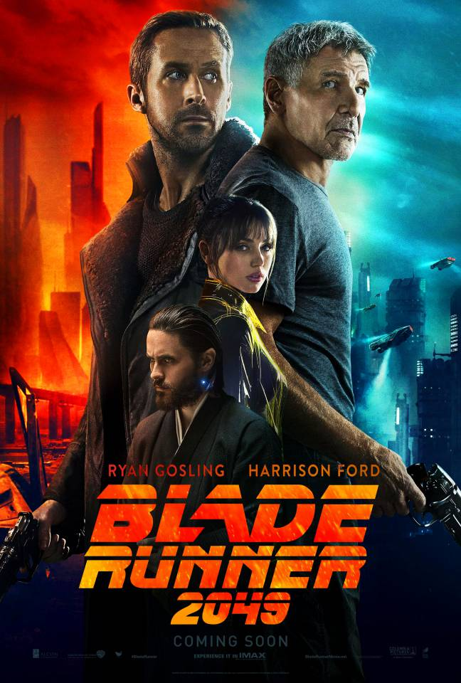 Movie Guys Podcast- Blade Runner 2049