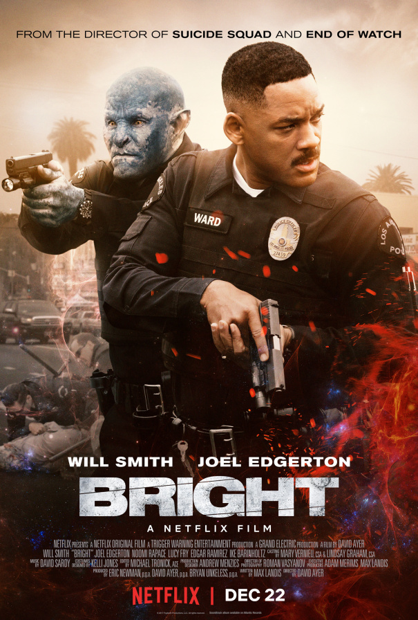 Movie Guys Podcast- Bright