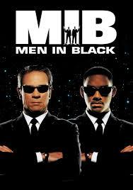 For Your Distraction- Throwback Cinema Men in Black