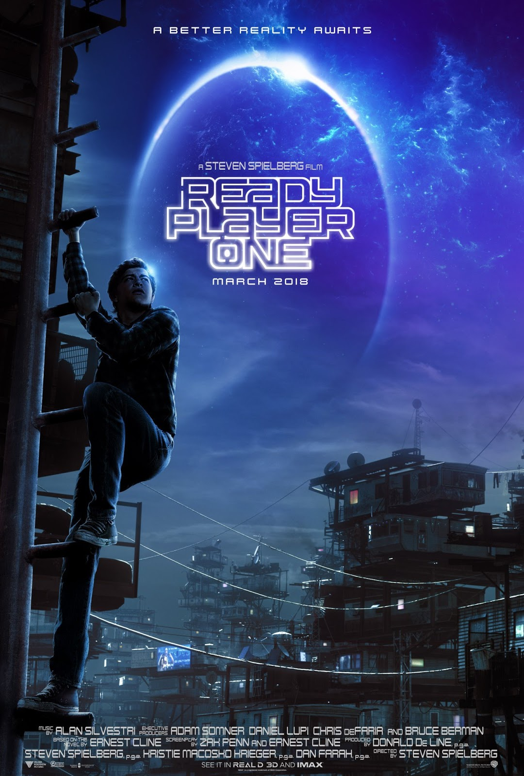Movie Guys Podcast- Ready Player One