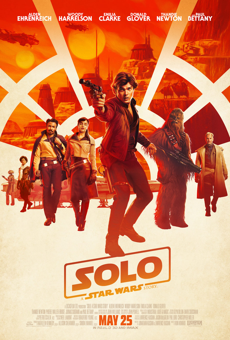 Movie Guys Podcast- Solo A Star Wars Story