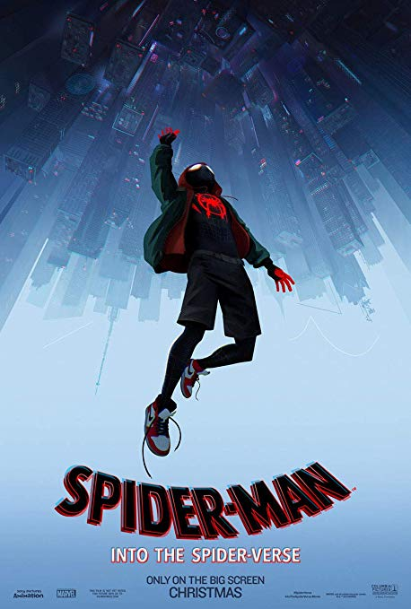 Movie Guys Podcast- SpiderMan: Into the Spiderverse