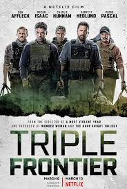 Movie Guys Podcast-Triple Frontier