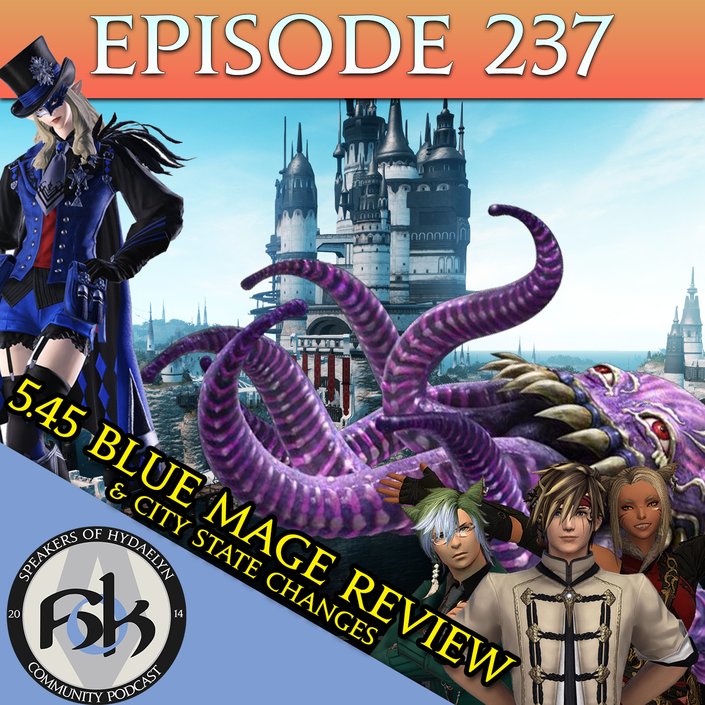 Episode 237   BLU Review & City-State Changes