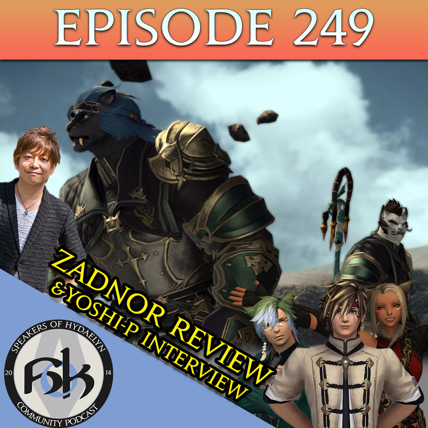 Episode 249 | Zadnor Review & Yoshi-P IGN Interview