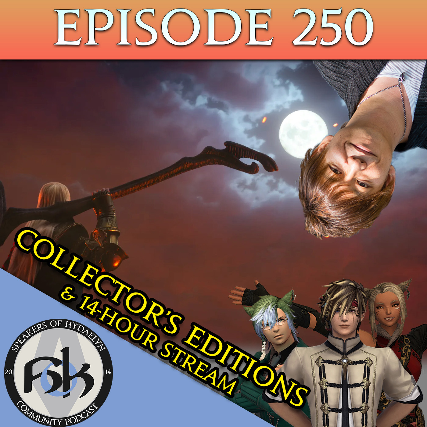 Episode 250 | Collector's Editions Sold Out & 14-Hour Stream