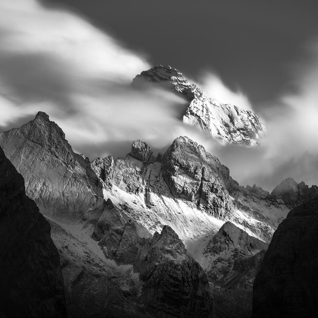 Jack curran mastering black and white landscape photography