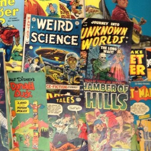 Reggie's Comics Stories ep. 18 - The Psychology of Collecting, Part 2 – With Chris Sheehan!