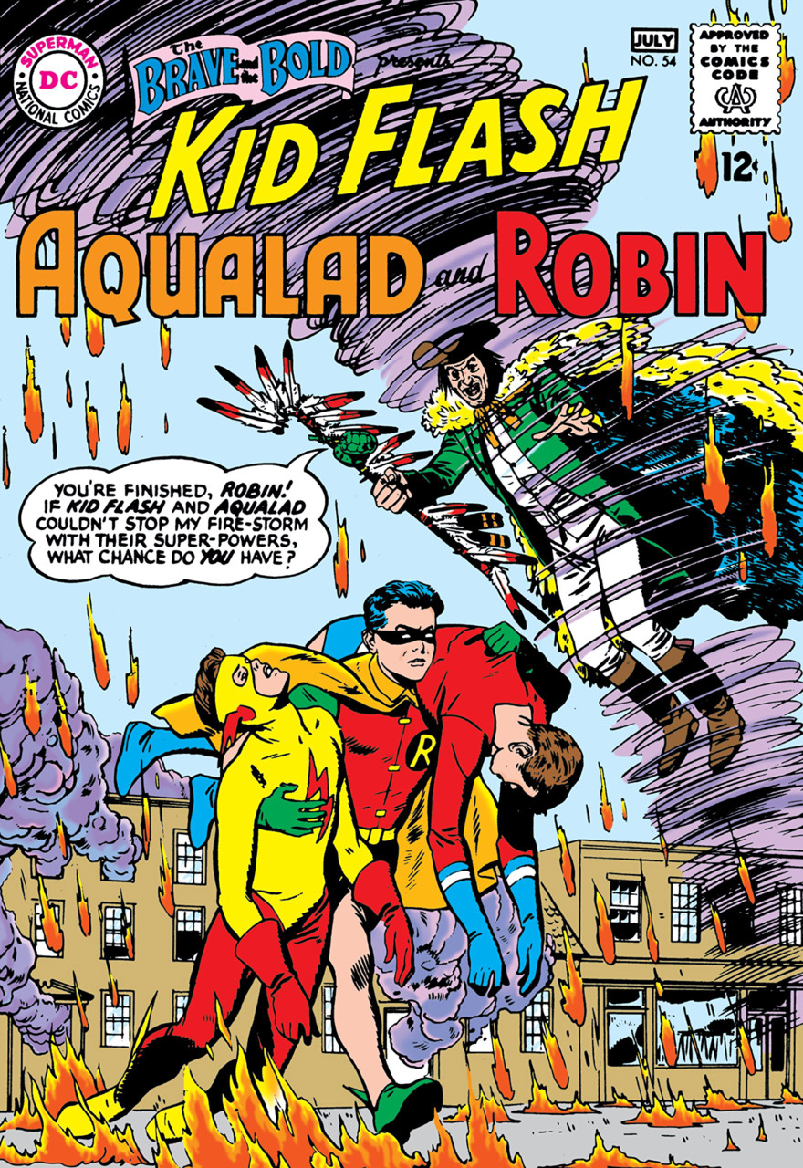 Cosmic Treadmill, ep. 15 - Brave and the Bold #54 (1964)