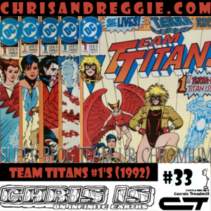Chris is on Infinite Earths, Episode 33: Team Titans #1's (1992)